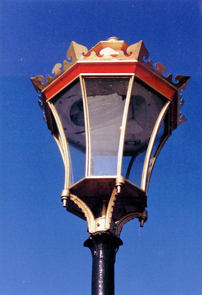Putney Bridge Lighting