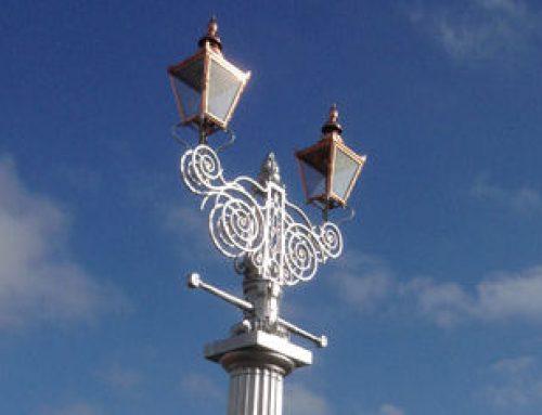 Lymington Burrard Column